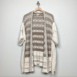 Lucky Brand Long Cardigan
